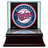 Minnesota Twins Display Cases
