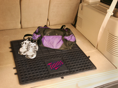 Minnesota Twins Heavy Duty Vinyl Cargo Mat