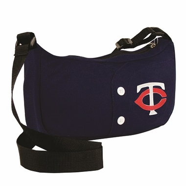 Minnesota Twins Jersey Material Purse
