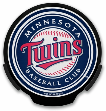 Minnesota Twins Light Up Power Decal