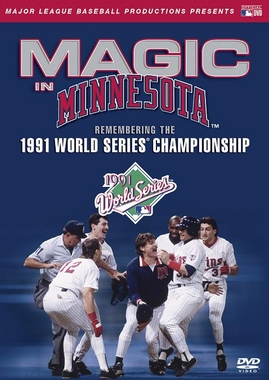 Minnesota Twins Magic in Minnesota: Remembering the 1991 World Series DVD