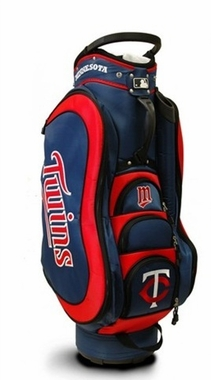 Minnesota Twins Medalist Cart Bag