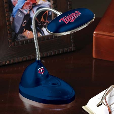 Minnesota Twins Mini LED Desk Lamp