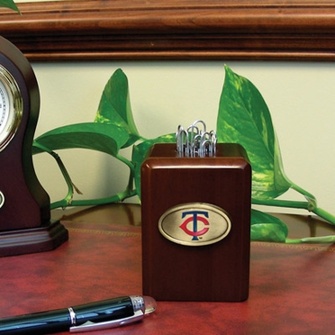 Minnesota Twins Paper Clip Holder