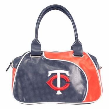 Minnesota Twins Perf-ect Bowler Purse