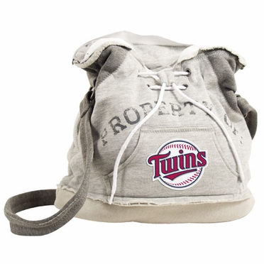 Minnesota Twins Property of Hoody Duffle