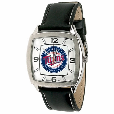 Minnesota Twins Retro Mens Watch