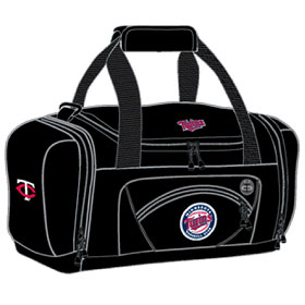 Minnesota Twins Roadblock Duffle Bag