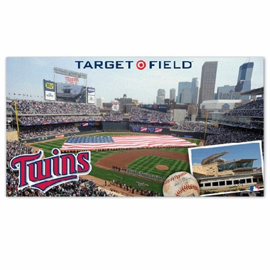 Minnesota Twins Runner Mat