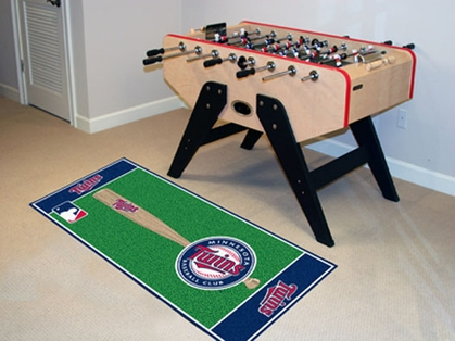 Minnesota Twins Runner Rug