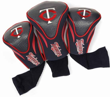 Minnesota Twins Set of Three Contour Headcovers