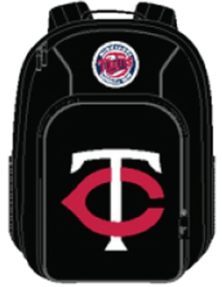 Minnesota Twins Southpaw Youth Backpack