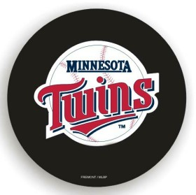 Minnesota Twins Spare Tire Cover (Small Size)