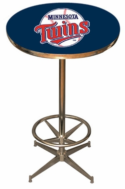 Minnesota Twins Team Pub Table