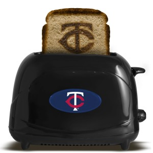 Minnesota Twins Toaster (Black)