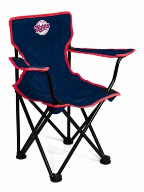 Minnesota Twins Toddler Folding Logo Chair