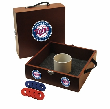 Minnesota Twins Washer Toss Game