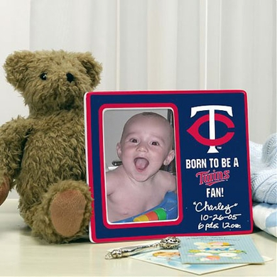Minnesota Twins Youth Picture Frame
