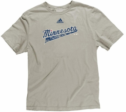 Minnesota Twins YOUTH Retro Logo Soft Premium T-Shirt