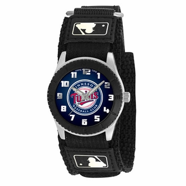 Minnesota Twins Youth Rookie Watch (Black)
