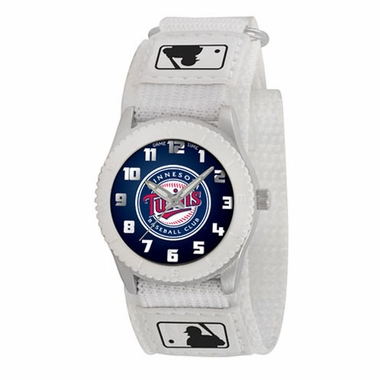 Minnesota Twins Youth Rookie Watch (White)