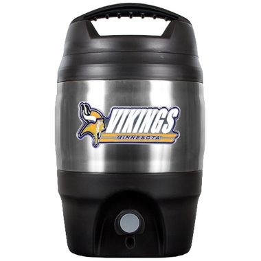 Minnesota Vikings Heavy Duty Tailgate Jug