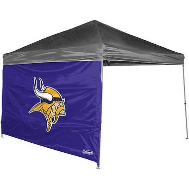 Minnesota Vikings 10 x 10 Straight Leg Shelter Panel