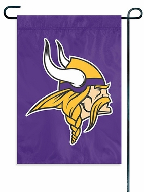 Minnesota Vikings 11x15 Garden Flag