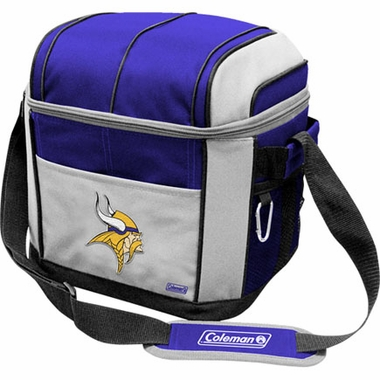 Minnesota Vikings 24 Can Soft Side Cooler