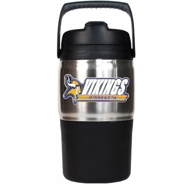 Minnesota Vikings 48oz Travel Jug