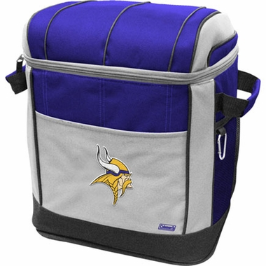 Minnesota Vikings 50 Can Soft Side Cooler