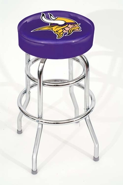 Minnesota Vikings Bar Stool
