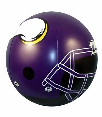 Minnesota Vikings Beach Ball