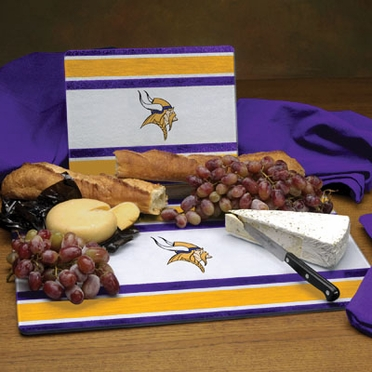 Minnesota Vikings Cutting Board Set