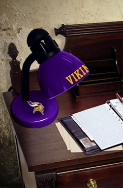 Minnesota Vikings Dorm Lamp