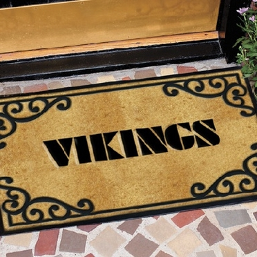Minnesota Vikings Exterior Door Mat