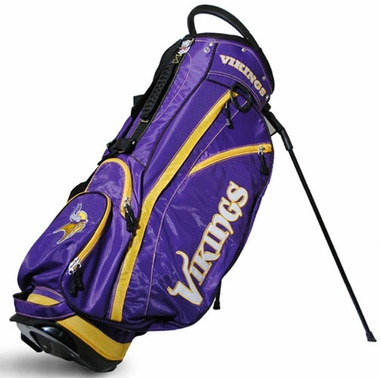Minnesota Vikings Fairway Stand Bag