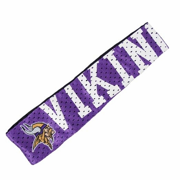 Minnesota Vikings FanBand Hair Band