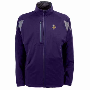 Minnesota Vikings Mens Highland Water Resistant Jacket (Team Color: Purple)