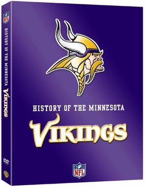 Minnesota Vikings History of the Minnesota Vikings DVD