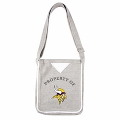 Minnesota Vikings Hoodie Crossbody Bag