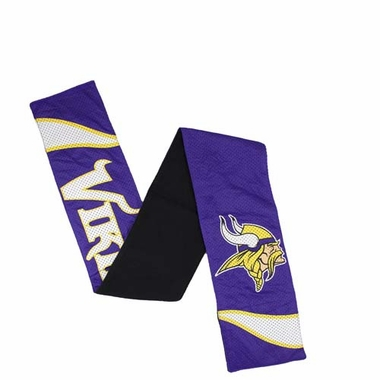 Minnesota Vikings Jersey Fashion Scarf