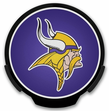 Minnesota Vikings Light Up Power Decal