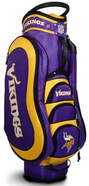 Minnesota Vikings Medalist Cart Bag