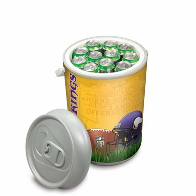 Minnesota Vikings Mega Can Cooler