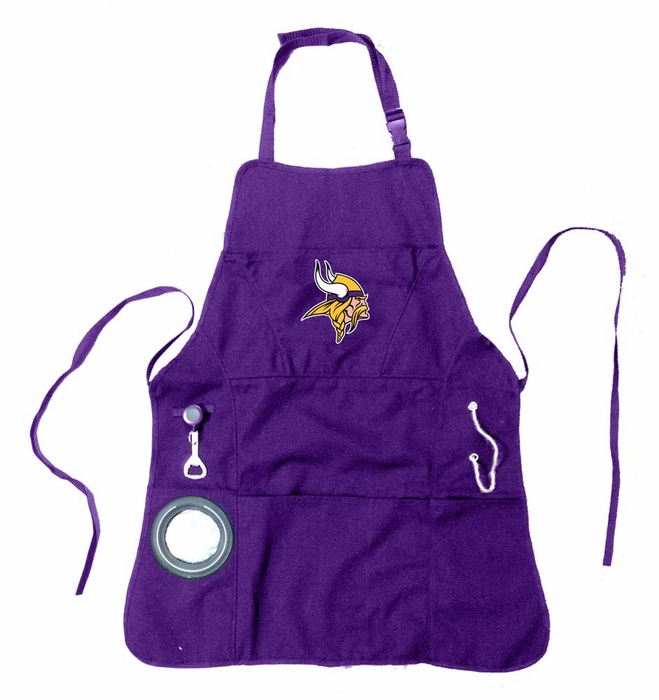 Minnesota Vikings Mens Apron