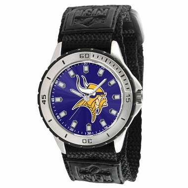 Minnesota Vikings Mens Veteran Watch