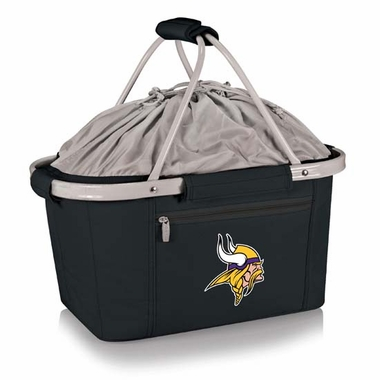 Minnesota Vikings Metro Basket (Black)