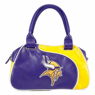Minnesota Vikings Perf-ect Bowler Purse