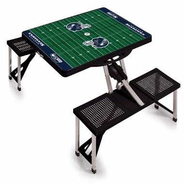 Minnesota Vikings Picnic Table Sport (Black)
